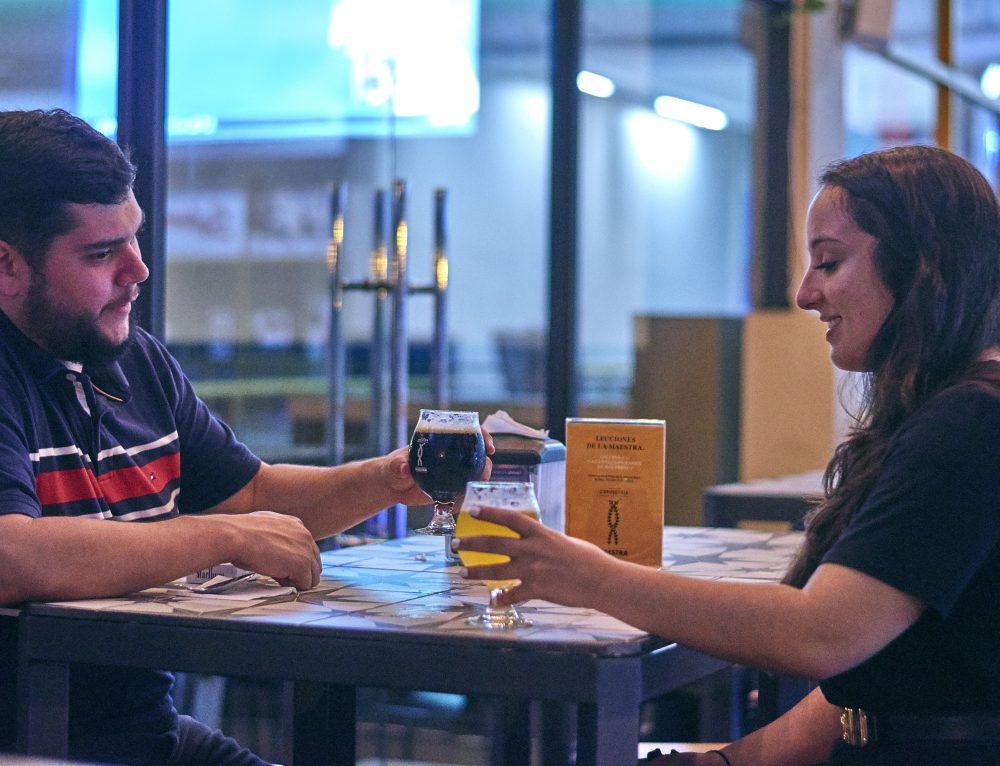 Como degustar nuestras cervezas